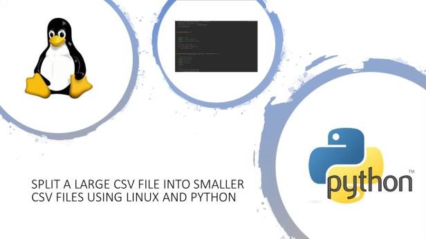 split_file_using_linux_command_python